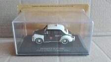 "DIE CAST "" RENAULT 4 CV PIE POLICE DE PARIS FRANCE - 1956 "" SCALE 1/43"