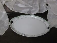 ovale Platte Servierplatte 25 cm Tirschenreuth Bavaria Palais