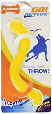NYLABONE GO ACTIVE ODD STICK UP TO 15 LB FLOATS DOG TOY. IN THE USA