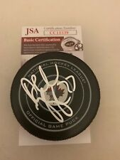 a47c59597bf Dustin Byfuglien signed Winnipeg Jets Official Game Puck autographed JSA