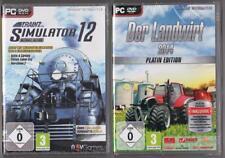 Trainz Simulator 12 Hauptspiel Ultimate Edition + Der Landwirt 2014 Platin PC