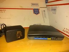 Cisco Linksys E2500 4 Port Dual Band Wireless-N Wifi Router