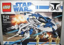 LEGO STAR WARS DROID GUNSHIP 7678  DATED 2008 *NRFB*