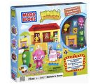 Monster House Moshi Large Playset Mega Bloks Building Bricks 79 pc   80627