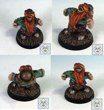 2011 Scotling Rage Fantasy Football Dwarf Scottish Gnome Imp Scotlings Player