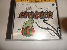 Cd   Erasure  – The Two Ring Circus