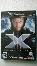 NINTENDO GAMECUBE GAME CUBE X-MEN THE OFFICIAL GAME