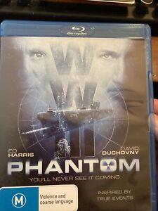 Phantom blu ray GMC Submarine thriller reminiscent of Hunt for Red October