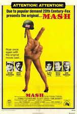 M.A.S.H. Movie POSTER 27x40 B Donald Sutherland Elliott Gould Tom Skerritt Sally