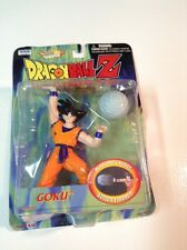 Vintage Dragonball Z GOKU The Saga Continues Action Figure #40553 Irwin Toys