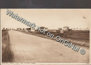 PPC Beach Road and Putting Green Heacham nr Hunstaton Norfolk 1933