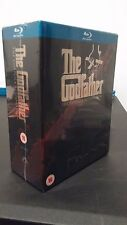 The Godfather Trilogy Collection Coppola Restoration Blu-Ray Boxset Region Free