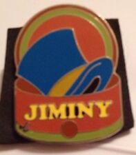 Disney Parks Trading Jiminy From Pinocchio Hat In Box Pin