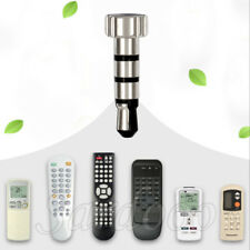 Infrared Mobile Smart IR remote control per iPhone Air Conditioner TV ARGENTO
