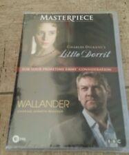 Little Dorrit And Wallander For Your Primetime EMMY Consideration DVD NEW