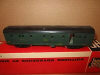 WAGON bagages SNCF JOUEF NEUF ref 5420 ECHELLE HO FRENCH CARRIAGE NEW