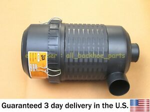 JCB BACKHOE - GENUINE JCB AIR FILTER HOUSING (PART NO. 32/915800 32/920200)