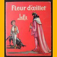 Collection Harmonie Conte FLEUR D'ŒILLET Michetti 1958