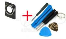 IPHONE 4S 4GS REPLACEMENT REAR CAMERA LENS GLASS PART REPAIR + Tools