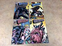 OKTANE   #1,2,3,4 OF 4 COMPLETE SET COMIC NEAR MINT 1995 DARK HORSE