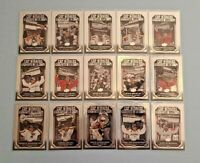 2020/21 Tim Hortons Upper Deck Cup Winners Finish Your Set