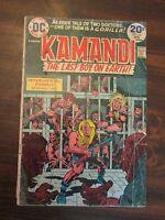 Kamandi, The Last Boy on Earth #16 (Apr 1974, DC)