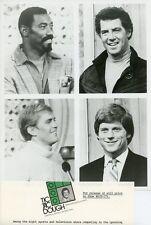 WILT CHAMBERLAIN DEAN BUTLER JED ALLEN STEVEN FORD TIC TAC DOUGH 1976 TV PHOTO