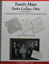 Family Maps of Darke County, Ohio