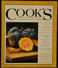 Magazine COOK'S ILLUSTRATED, 2007  !GLAZED PORK CHOPS!, !BETTER CHICKEN KIEV!