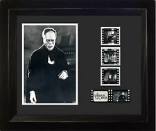 Film Cell Genuine 35mm Framed & Matted Phantom of the Opera Lon Chaney 1925 2420