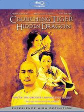 Crouching Tiger, Hidden Dragon Blu-Ray Ang Lee(Dir) 2000