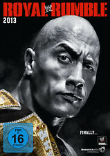 WWE Royal Rumble 2013 DVD DEUTSCH NEU