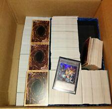 4000+ YUGIOH CARDS COLLECTION LOT Near Mint, Check Description for Breakdown