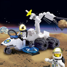 Enlighten Brick #508 Planet Observation Vehicle Compatible Bricks Education Toys