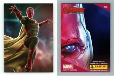 The Vision Avengers Age Of Ultron #86 - Marvel 2017 Panini Trading Card