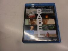 Blu-Ray      Babel