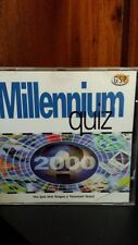 Millenium Quiz PC CD ROM - FREE POST *