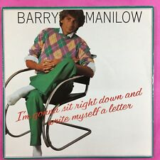 Barry Manilow - I'm Gonna Sit Right Down And Write Myself A Letter - ARIST503 Ex