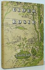 LAURIE LEE Cider With Rosie 1ST EDITION 1ST ISSUE London Hogarth Press 1959