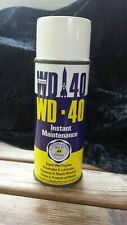 VINTAGE 'ROCKET' WD40 CAN - JUST UNDER FULL - EXTREMELY RARE & COLLECTABLE