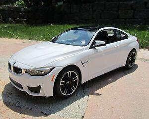 RC BMW M4 Coupe mit Licht 33cm 1:14 Weiß 40MHz 404566