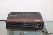 ORECK XL Professional Air Purifier Model AIR8SB Brown Science Technology WORKING