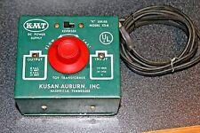 Extremely Rare Working/ Kmt/Kusan Auburn Mid-50's Model Ks-6 Transformer