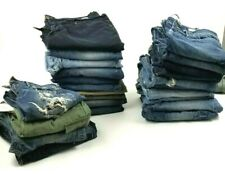Wholesale Women's Jeans Resale Lot Top Brands Resellers Inventory Pack