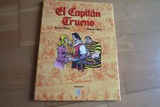 EL CAPITAN TRUENO 1993,VICTOR MORA Y FUENTES MAN,TOMO II.