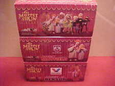 2002  MUPPETS 25TH ANNIVERSARY  #10 #19 CW. 1/24 ACTION (3) THREE CAR LOT