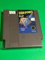 🔥 💯 WORKING NINTENDO NES SUPER RARE GAME Cartridge SHUMP - TECMO - STAR FORCE