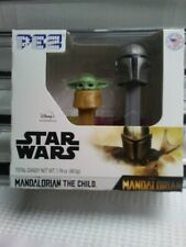 Pez 2 Pack Star Wars Mandalorian The Child ( New Release.)