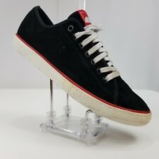 The Hundreds Skate Shoes Sneakers Size 10.5 Low Black Streetwear THF12P110007002