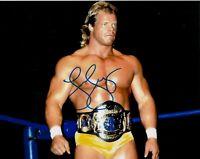 Lex Luger ( WWF WWE ) Autographed Signed 8x10 Photo REPRINT